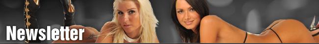 Newsletter bestellen - Scharfe Frauen live - Erlebe hier die geilste Liveshow die zu finden ist!